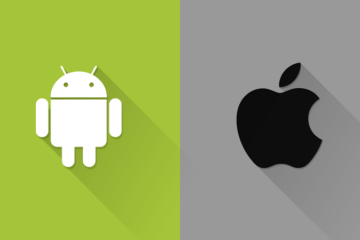 aplicaciones apple-vs-android
